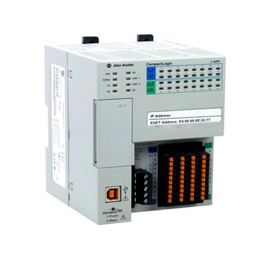 1769 L16er Bb1b Allen Bradley Compactlogix 5370 L1 Controller