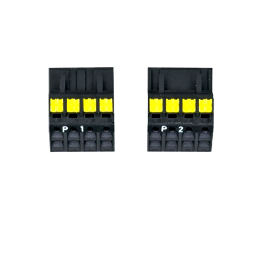 PILZ PNOZ X Set spring loaded terminals P1+P2: 374290