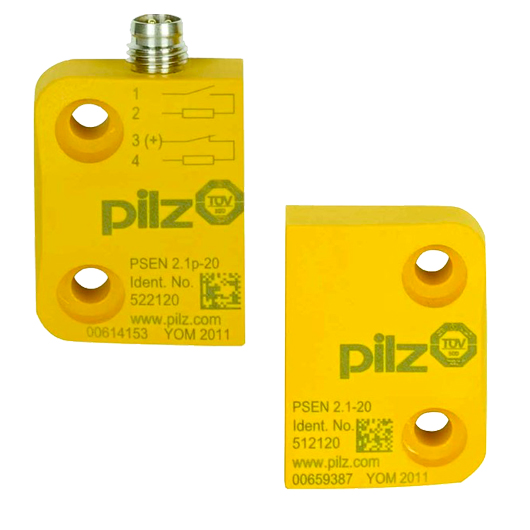 PILZ PSEN 2.1p-20/PSEN 2.1-20 /8mm/1unit: 502220