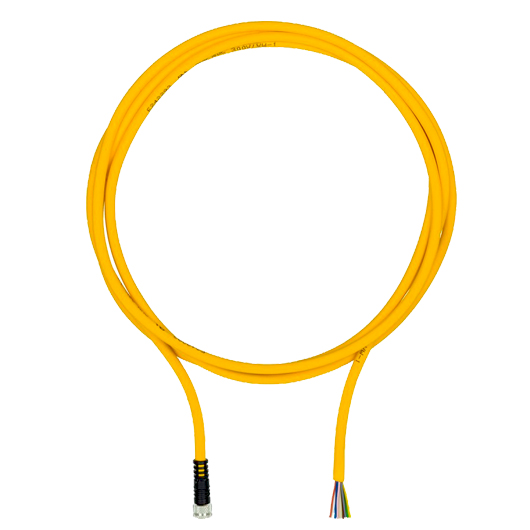 PILZ PSEN cable M8-8sf, 5m: 533151
