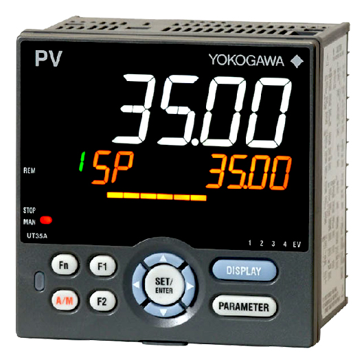UT35A-010-10-00 | Yokogawa UT35A Digital Indicator with Alarms