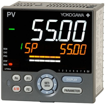 UT55A-200-10-00 | Yokogawa UT52A Digital Indicating Controller