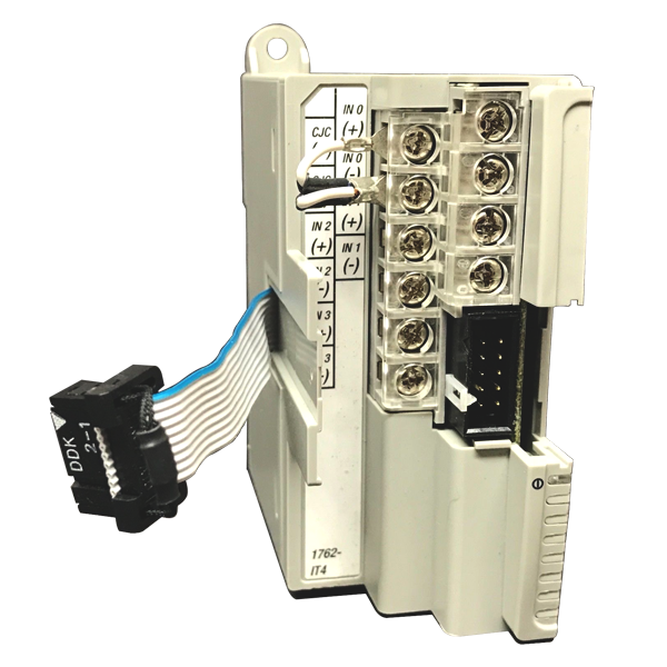 1762-IT4 | Allen Bradley MicroLogix 1200 Thermocouple/mV Input Module