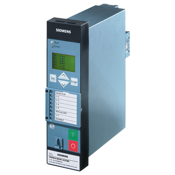 Siemens SIPROTEC Overcurrent Protection Relay: 7SJ8011-5EB00-1FA0