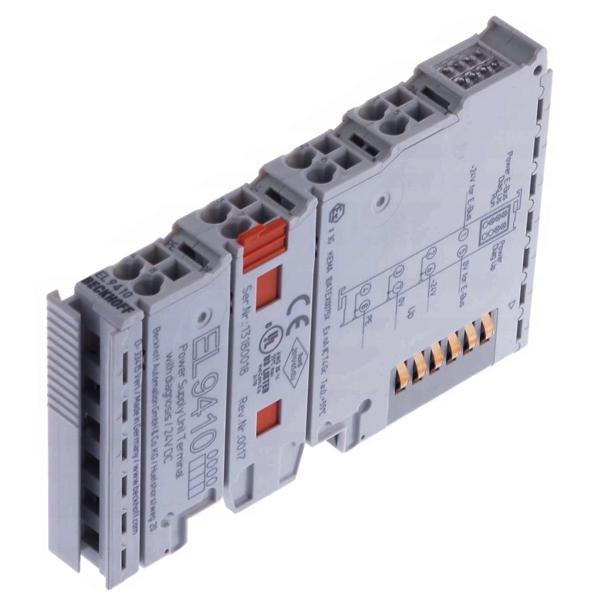 Beckhoff el1094 4-k Digital Input Terminal 24v DC Filter 10us NEW