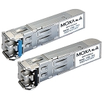MOXA 1-port Gigabit Ethernet SFP Modules: SFP-1GLXLC