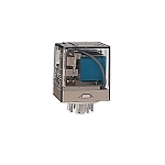 Allen Bradley Tube Base Relay: 700-HA32A1-4