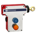 XY2CE1A297 | Telemecanique Emergency Stop Rope Pull Switch