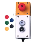 IFM Electronic AS-i e-stop push button box: AC012S