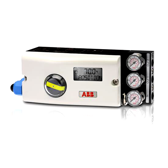 TZIDC digital positioner - Digital positioners (Positioners)