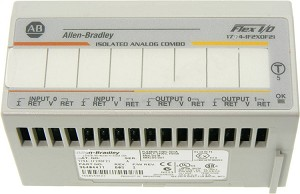 Allen Bradley FLEX Analog Combination I/O Module: 1794-IF2XOF2I