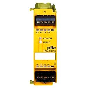 PILZ PNOZ mi1p 8 Input Coated Version: 773405