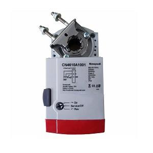 Wiring Honeywell Damper Actuators - Wiring Schematics